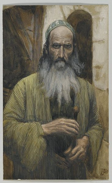 Saint Paul - James Tissot