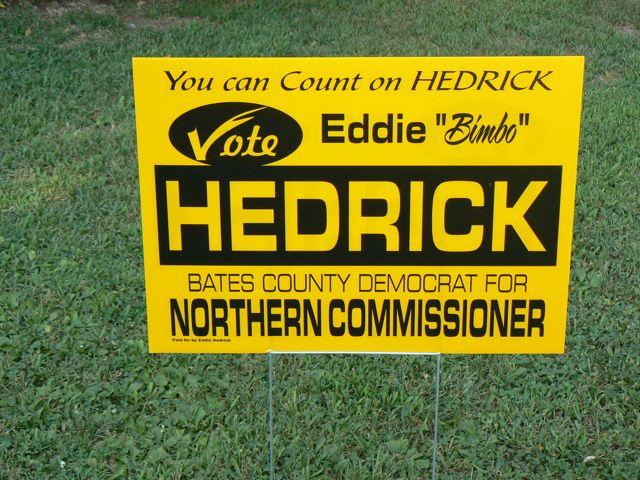 Eddie 'Bimbo' Hedrick